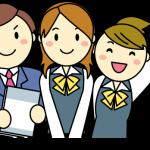 就職、転職と資格 イメージ